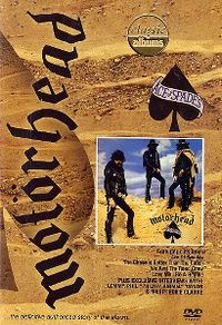 Cover Motörhead - Ace Of Spades [DVD]